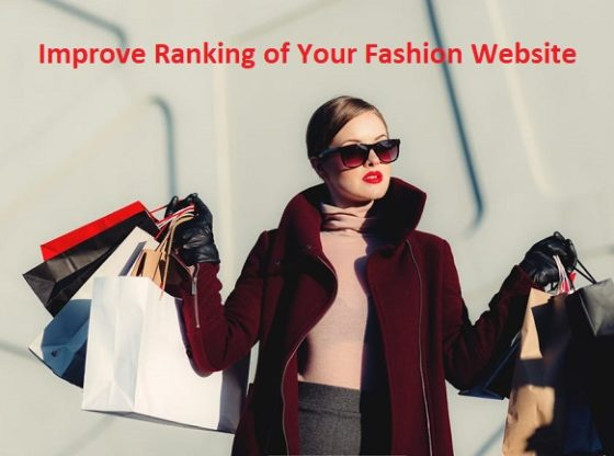 Improve the Ranking of Your Fashion Website