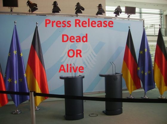 Press Release Dead or Alive