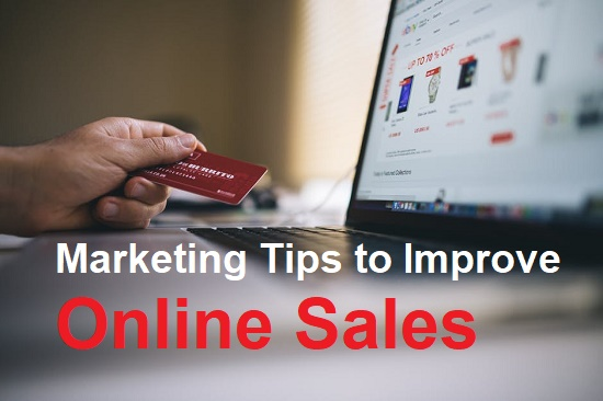 Marketing Tips to Boost Online Sales