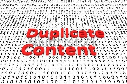 Duplicate Content Avoid