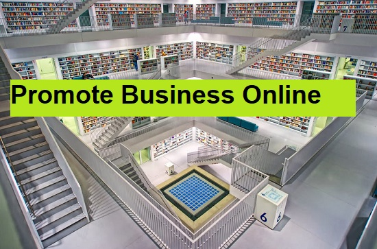 Promote Your Business Online India