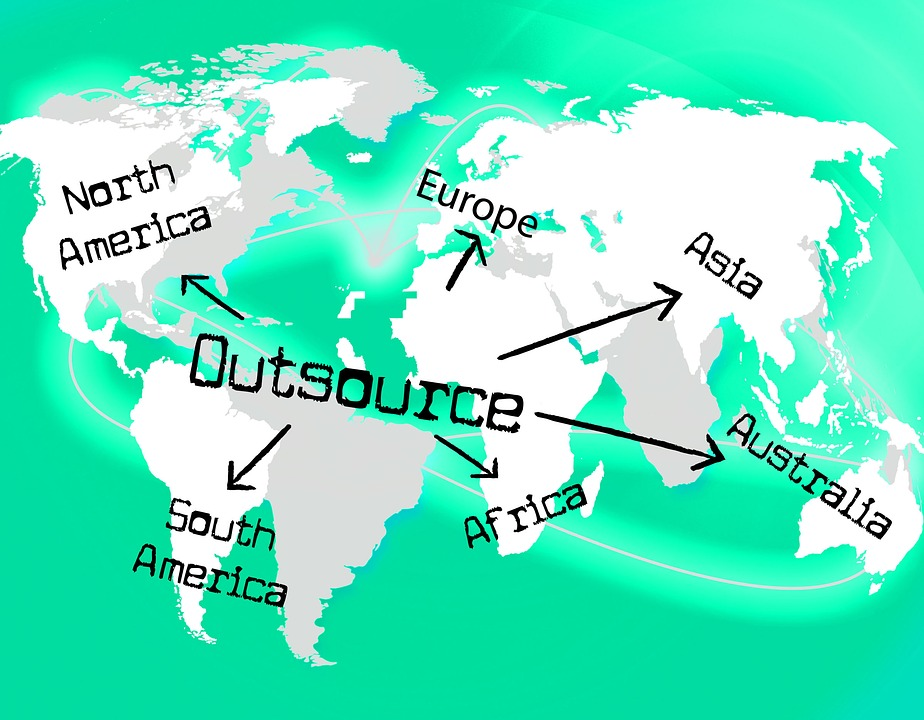 start outsourcing work