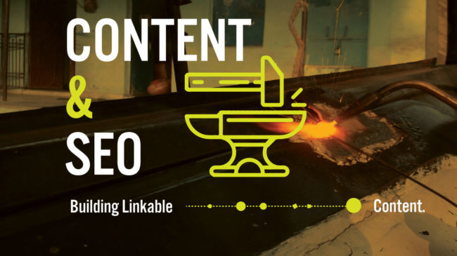 Create Linkable Contents