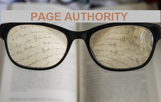 Page Authority Improvement
