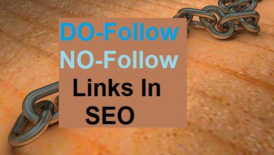 dofollow nofollow links