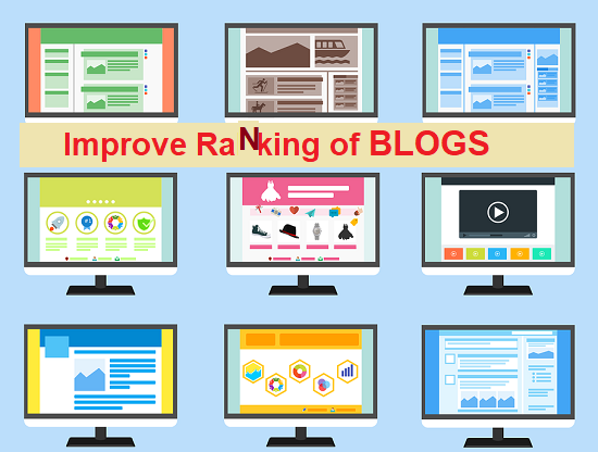 Blogs Do not Rank in SEO