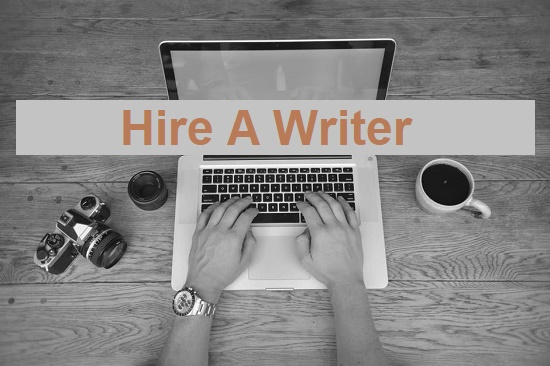 Business Must Consider a writer
