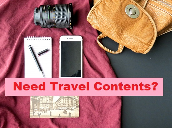 Narrowing the Travel Content Themes