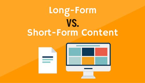 Long-Form Content Benefits