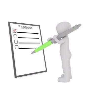 Ask them to write testimonials