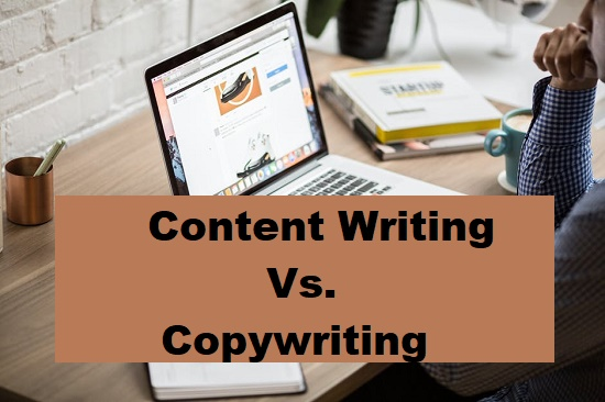 Content Writing Vs Copywriting