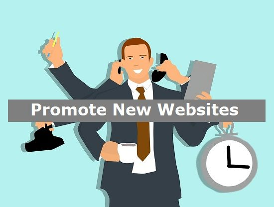 How to Promote New Websites