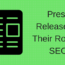 Do Press Releases help SEO