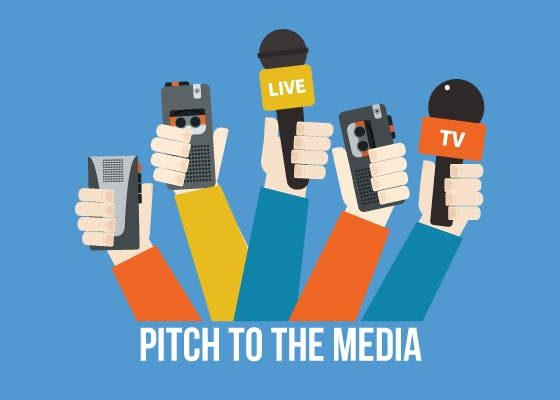 Pitch Your Startup to the Media