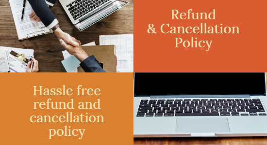 Refund & Cancellation Policy