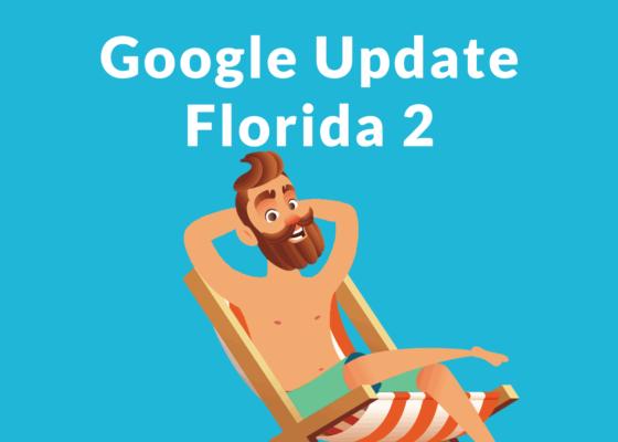 google Florida update 2
