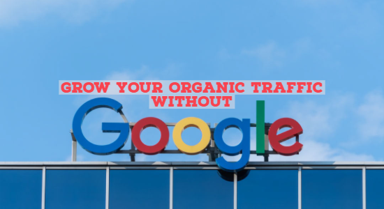Generate Organic Traffic without Google