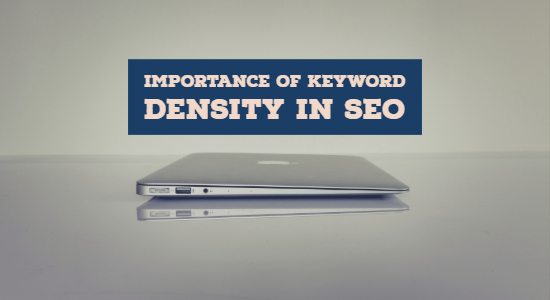 Importance of Keyword Density in SEO