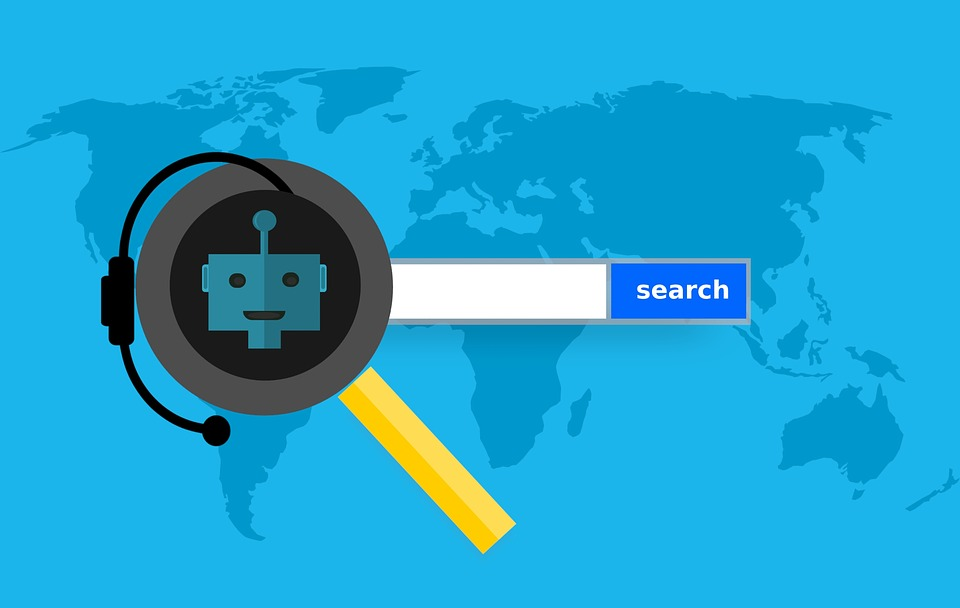 Search Engine Bots Crawl and Index a Website