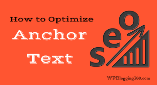 Anchor Text Optimization for SEO