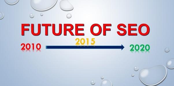 Future of SEO in 2020