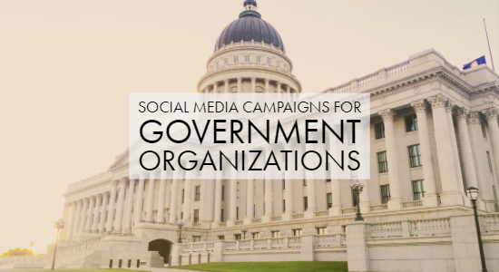 Social Media Campaigns for Government Organizations