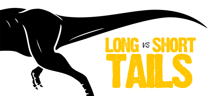long tail vs short tail keywords