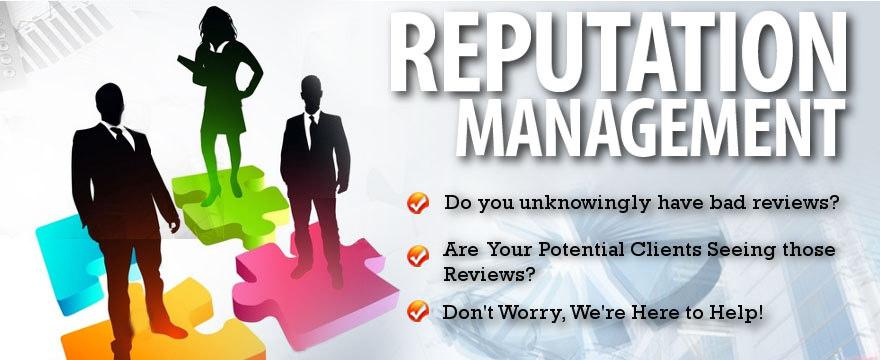 online reputation repair services