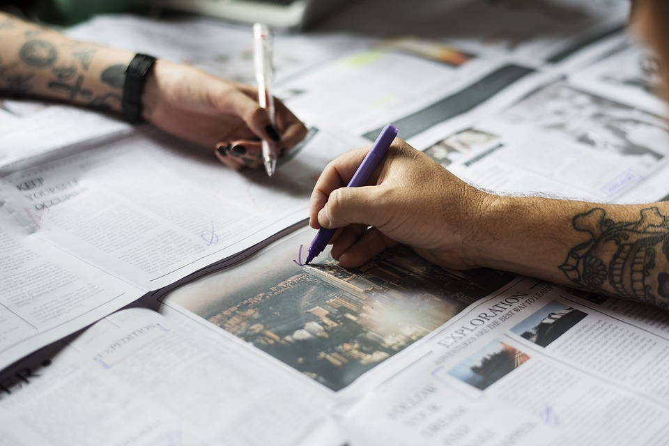 News Review Writing Services