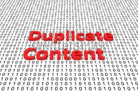 Duplicate Content Avoid