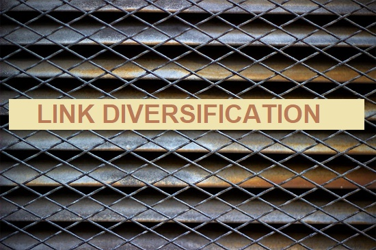 Link Diversification