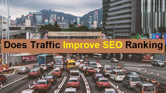 Does Traffic Improve Organic Ranking