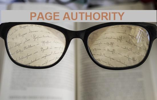 Page Authority Improvement