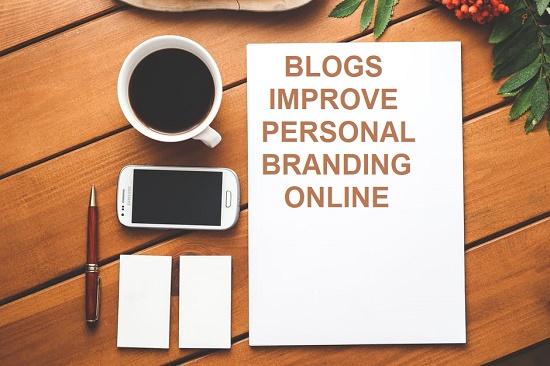 blogs improve personal branding