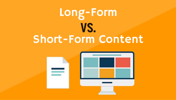 Long-Form Content Benefits