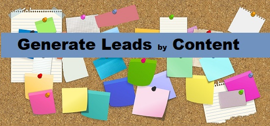 Write Contents That Generate Leads