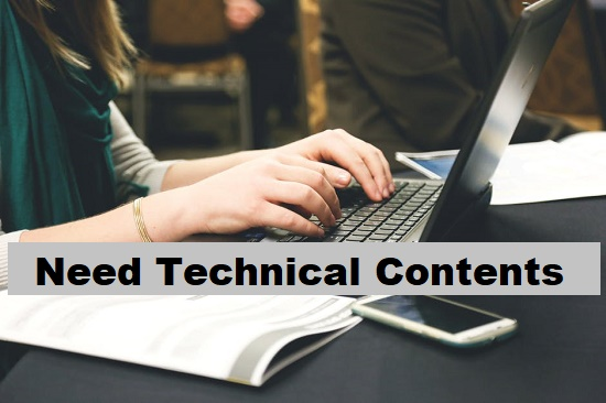 Write Highly Readable Technical Contents