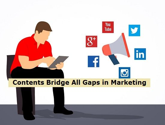 Content Bridges the Gap in Marketing