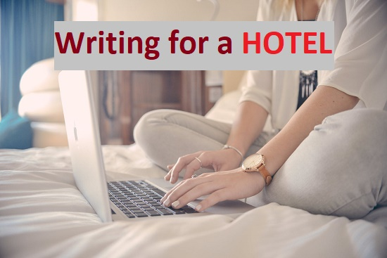 Hotel Content Writing services