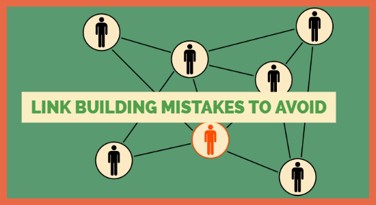 Link Building Blunders to Avoid