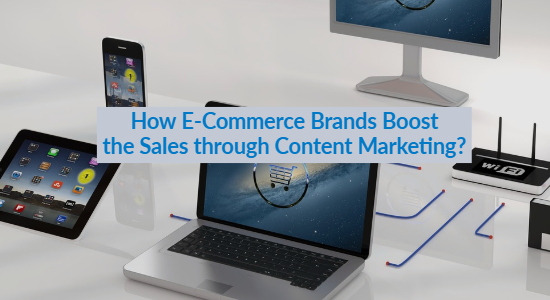 content marketing ideas for ecommerce business