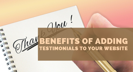 Adding Real Testimonials to Your Website