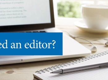 Content Editing vs. Copy Editing