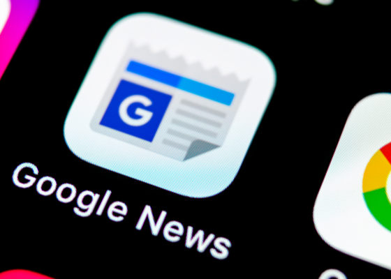 Add Blog Posts Google News