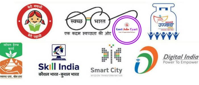 Social media promotion of Government of India schemes