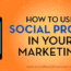 what is social proof