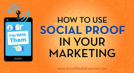 Social Proof for Brands