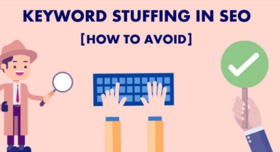 keyword stuffing in SEO