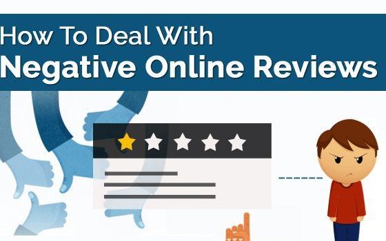 Negative Reviews Can Impact SEO